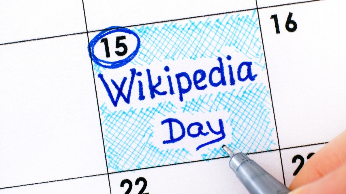 January 15th: Wikipedia Day - Significance and Date - Trendy