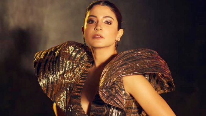 Anushka Sharma poses with her current favourite accessory - Trendy Bash