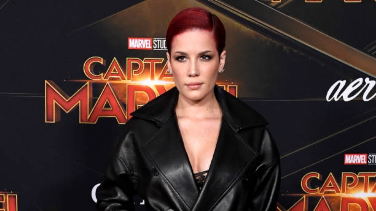 Halsey reveals the start of the pandemic was tough for her - Trendy Bash