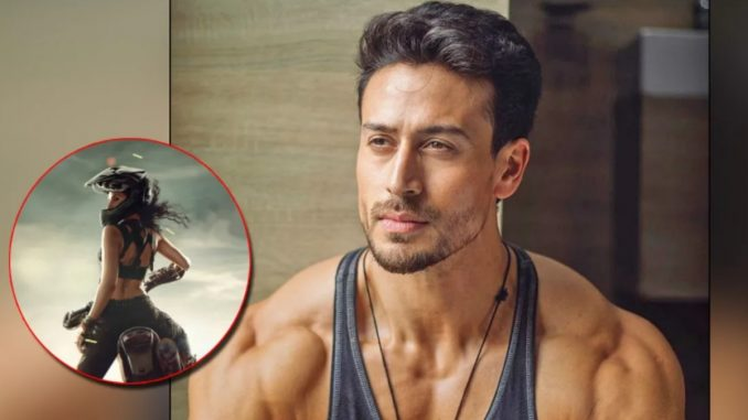 The 'Baaghi' star Tiger Shroff took to his social media accounts and shared a power-packed clip featuring his co-star from the film.