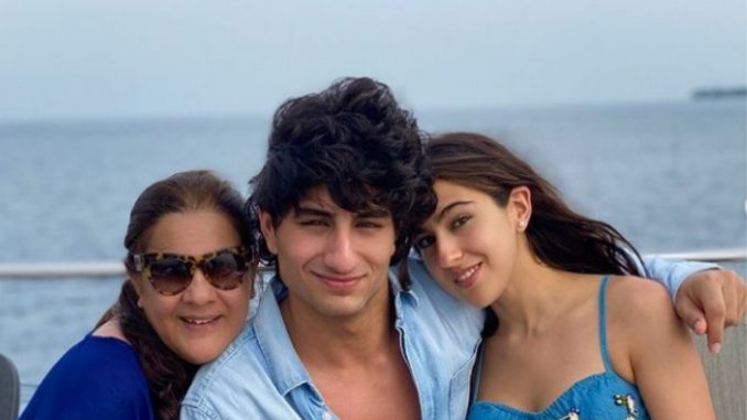 Sara Ali Khan's Adorable Birthday Wish for Mom Amrita Singh