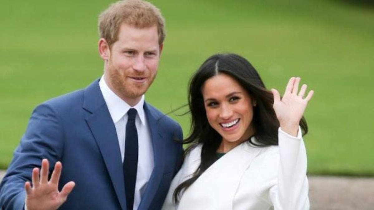Prince Harry and Meghan Markle celebrate Black History Month joining a virtual poetry class