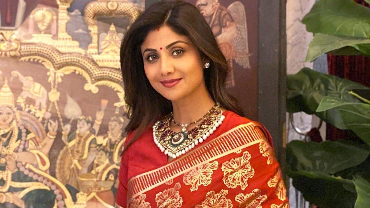 Shilpa Shetty shares video featuring herself chanting Maha Mrityunjaya mantra in Haridwar