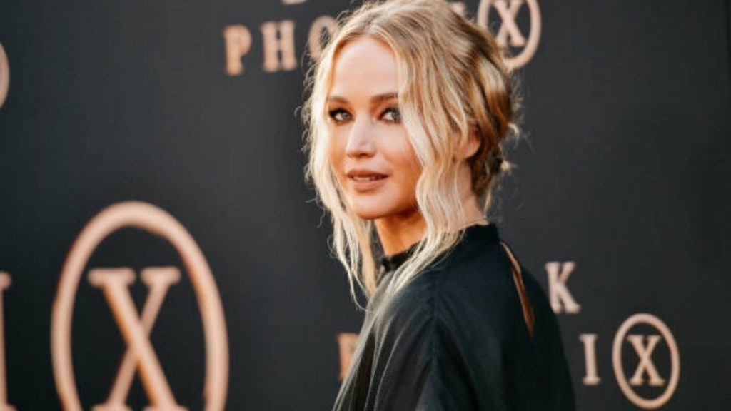 Jennifer Lawrence injured on the set of Dont Look Up - Trendy Bash