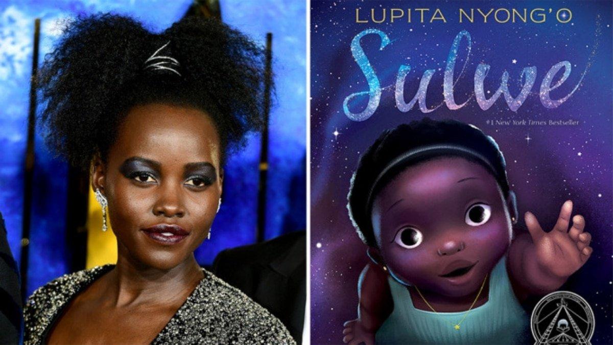 Netflix sets animated musical 'Sulwe' based on Lupita Nyong'o book
