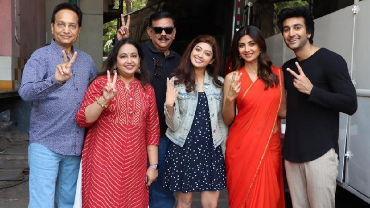 Makers announce wrap on 'Hungama 2'