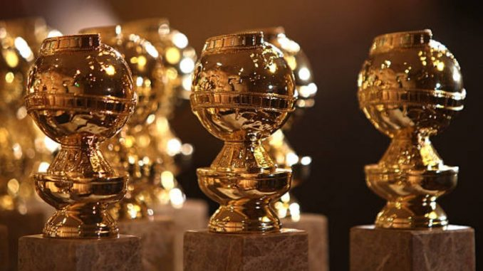 The complete list of nominees of Golden Globes awards