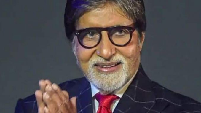 Amitabh Bachchan reminisces shooting for 'Deewar'