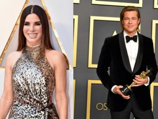 Sandra Bullock teams up with Brad Pitt