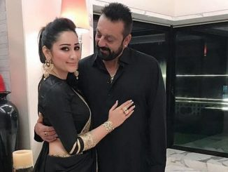 Sanjay Dutt pens adorable wedding anniversary note to wife Maanayata