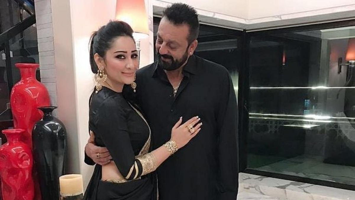 Sanjay Dutt pens adorable wedding anniversary note to wife Maanayata