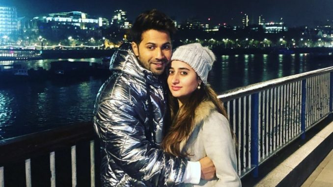 Varun Dhawan shares an adorable throwback picture on Valentine's Day