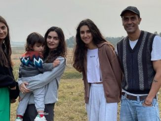 Arjun Rampal enjoys jungle safari with family at Satpura Tiger Reserve