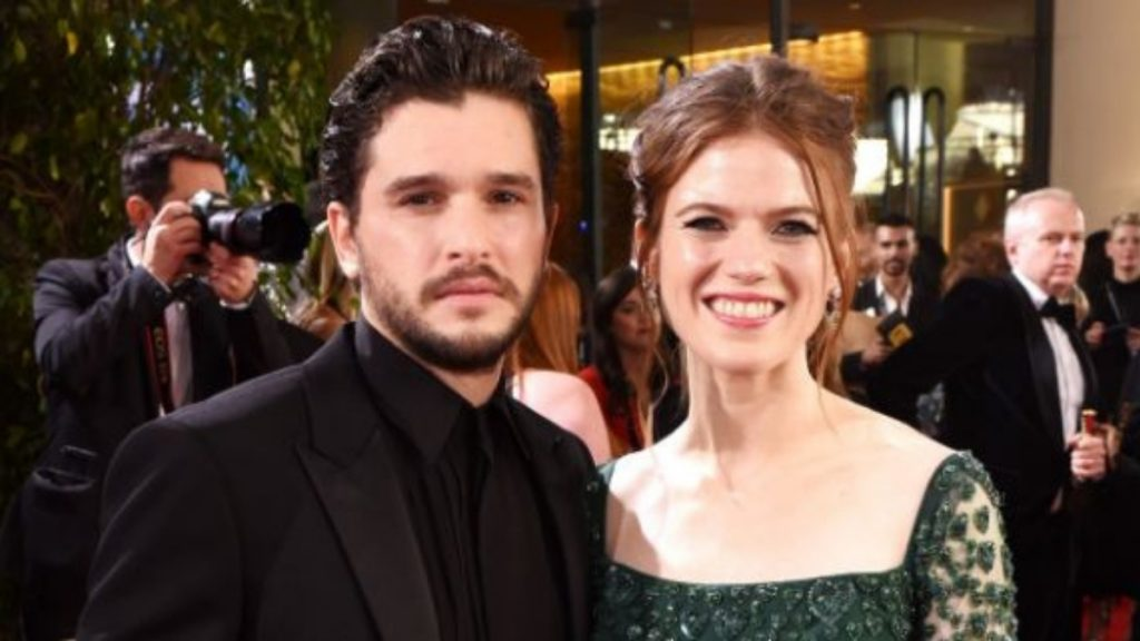 Kit Harington and Rose Leslie welcome their first child
