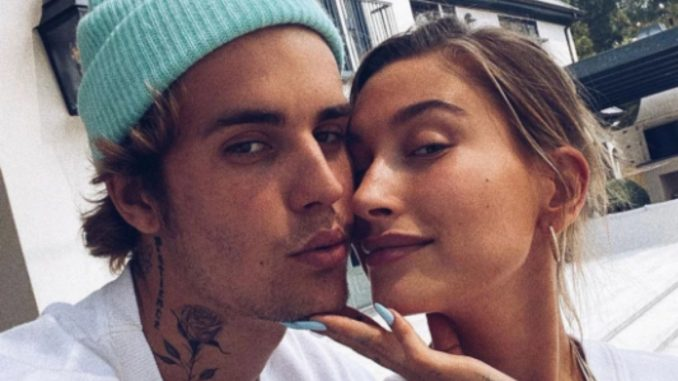 Justin Bieber shares gorgeous picture of her wife Hailey