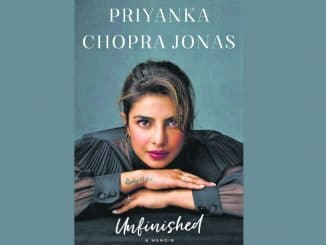 Priyanka Chopra's memoir 'Unfinished' gets featured in New York Times'