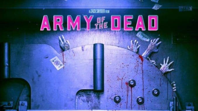 Zack Snyder's Netflix movie 'Army Of The Dead' to be released in May