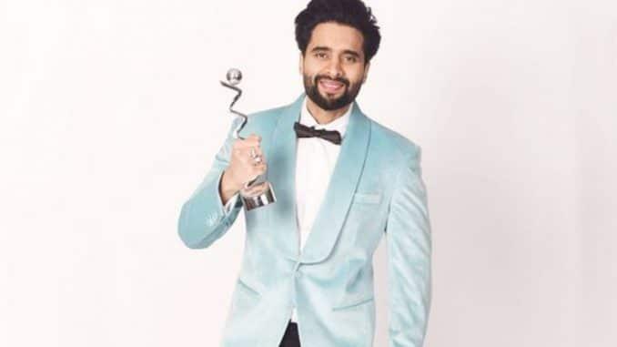 Jackky Bhagnani receives Dadasaheb Phalke Award