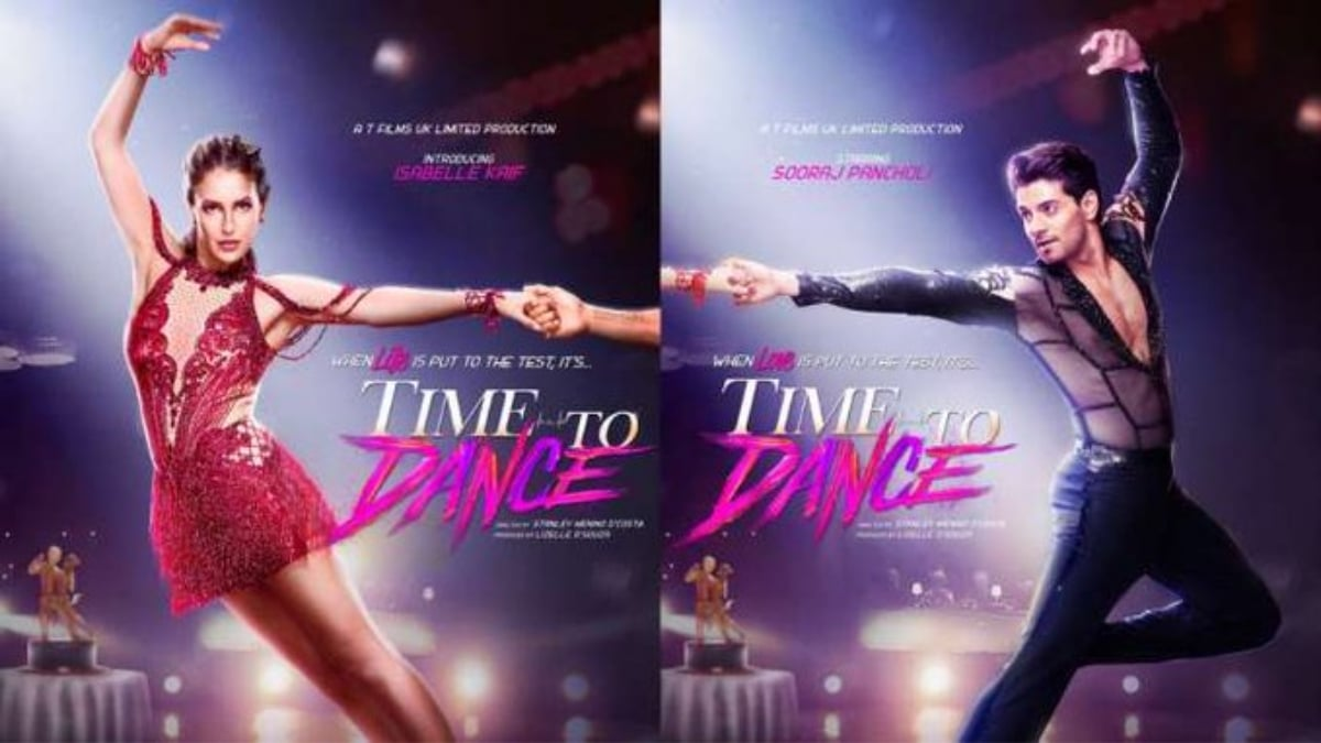 Sooraj Pancholi, Isabelle Kaif starrer 'Time To Dance' to release on March 12