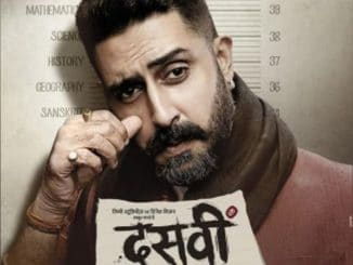 Abhishek Bachchan kick starts shooting for 'Dasvi'