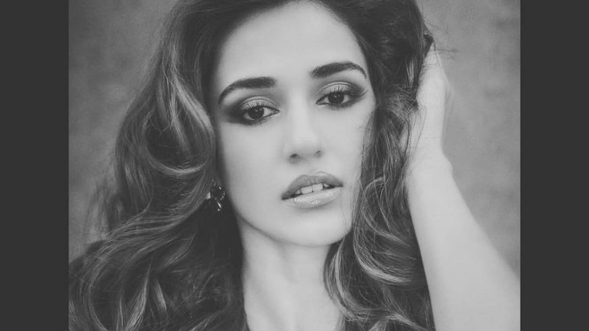 Disha Patani proves that she is a true blue pet lover in the latest post