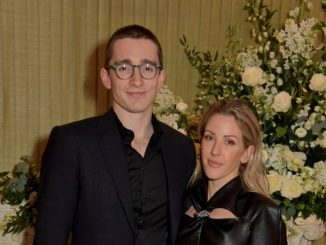 Ellie Goulding expecting first child with Caspar Jopling