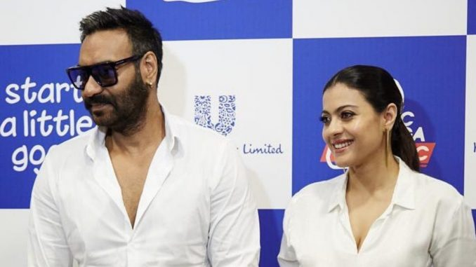 Kajol, Ajay Devgn celebrated 22nd wedding anniversary