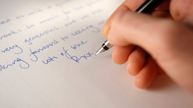 The study suggests changes in writing style provide clues to group identity
