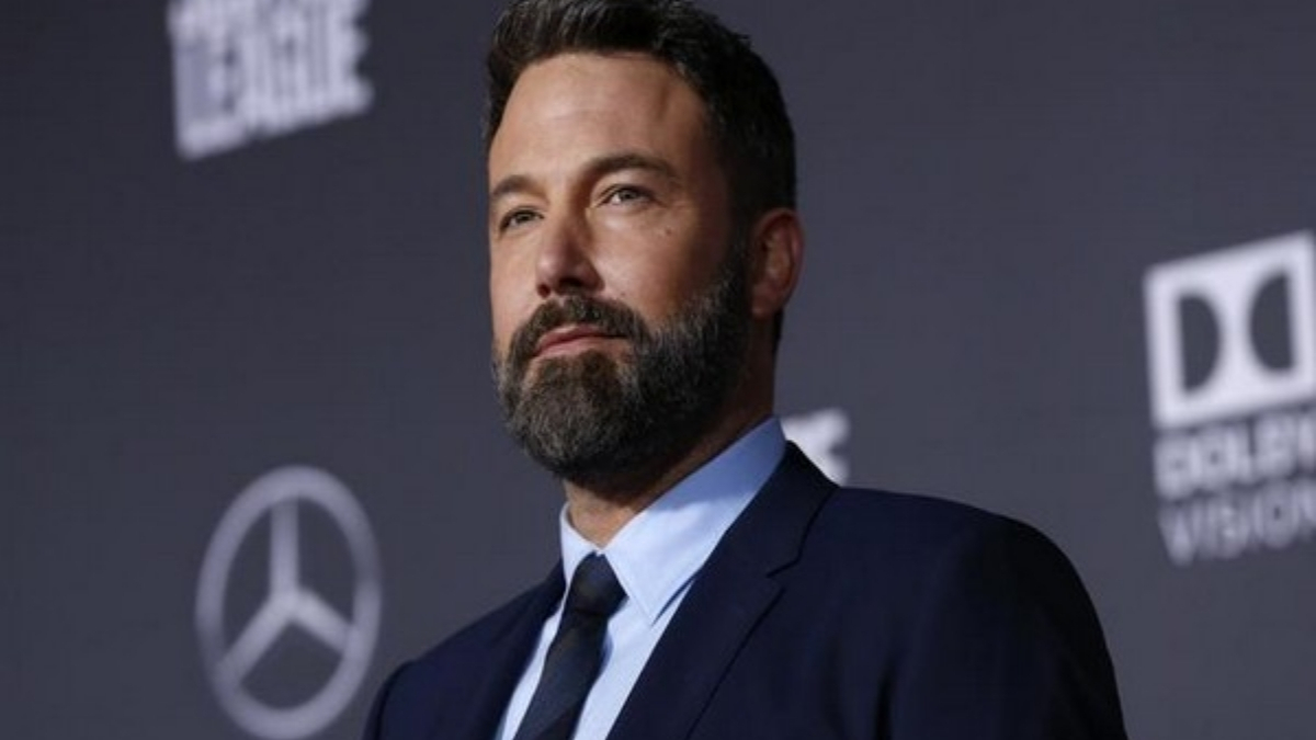 Ben Affleck reflects on playing an alcoholic in 'The Way Back'