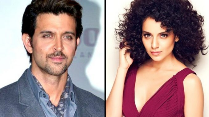 Hrithik Roshan's statement to be recorded tomorrow in the case against Kangana Ranaut