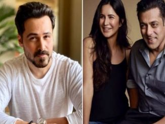 Salman Khan, Katrina Kaif, Emraan Hashmi attend puja before 'Tiger 3' goes on floors