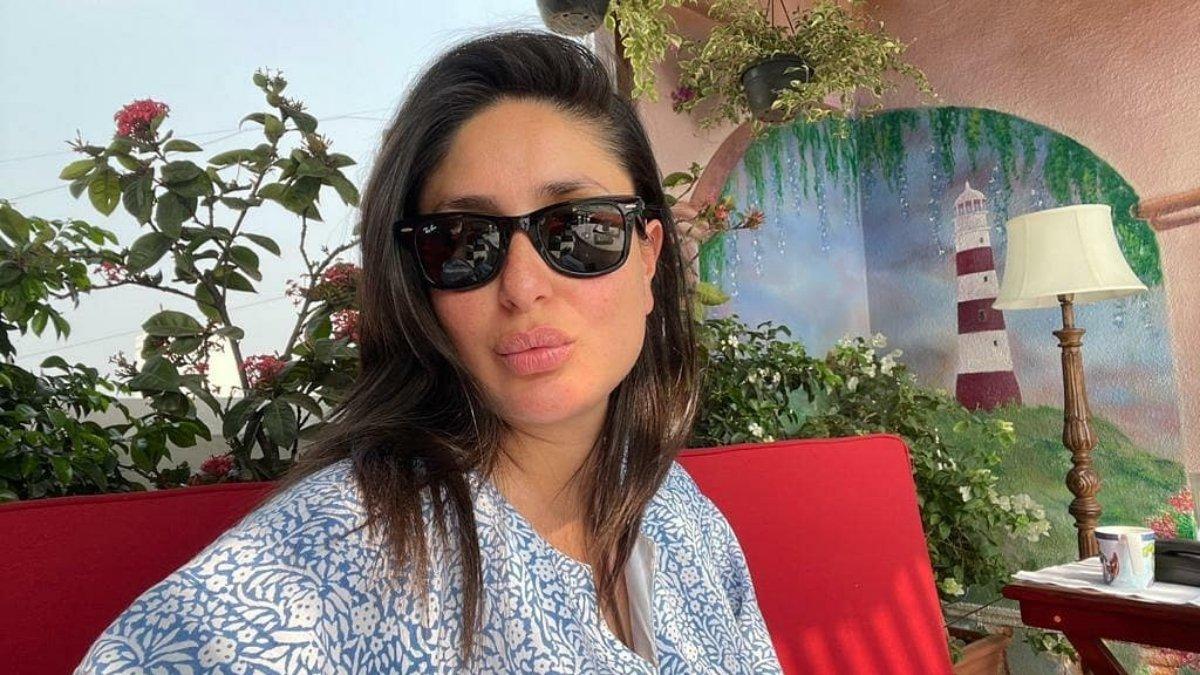 Kareena Kapoor shares a no-makeup selfie on Instagram - Trendy Bash