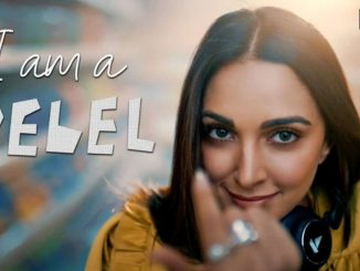 Kiara Advani features in the women empowerment anthem