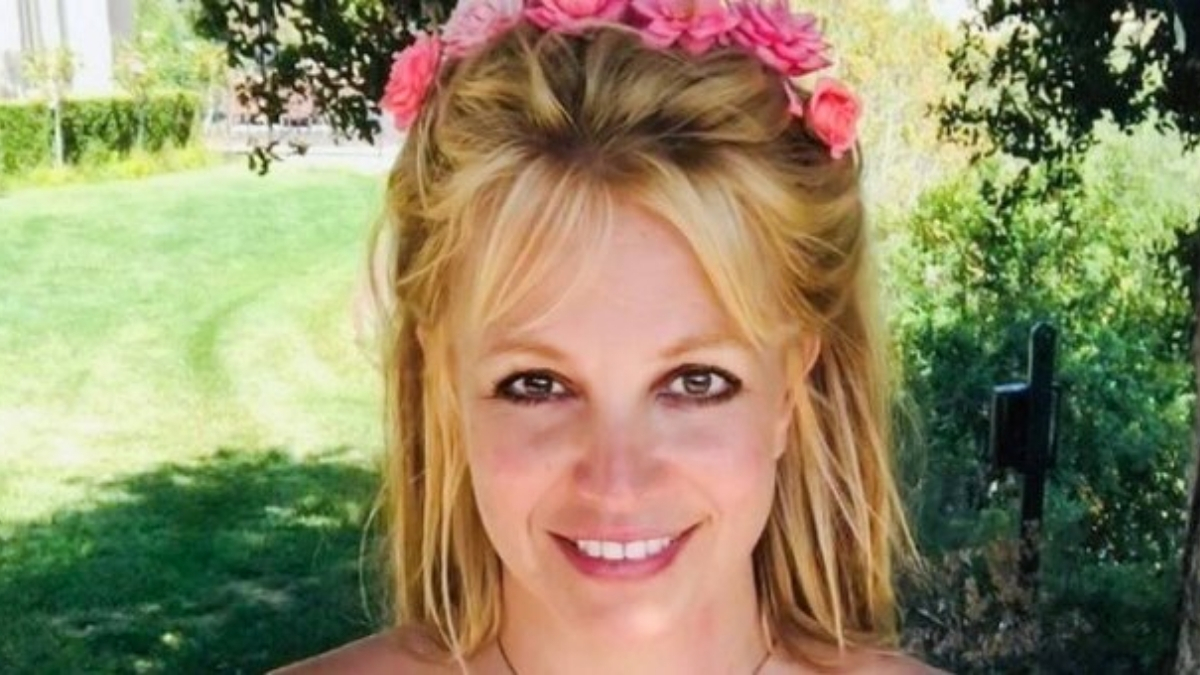 Britney Spears shares rare photo with sons Sean, Jayden