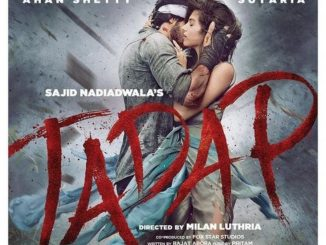 Akshay Kumar drops first look poster of 'Tadap'