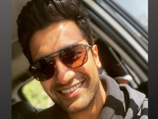 Vicky Kaushal shares a glimpse from horse riding session