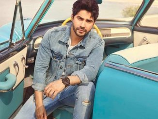 Varun Dhawan turns 'Bhediya' in latest Instagram post