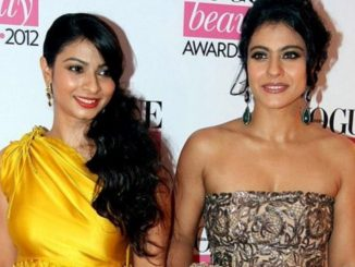 Kajol relives childhood memories on sister Tanishaa Mukerji's birthday