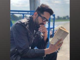 Ayushmann Khurrana pens thoughtful poem on 'World Book Day'