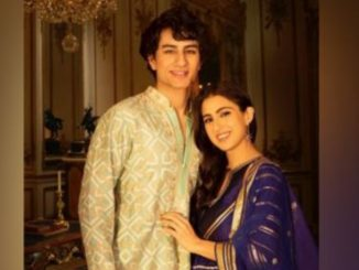 Sara Ali Khan wishes her little brother Ibrahim