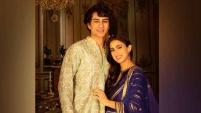 Sara Ali Khan wishes her little brother Ibrahim
