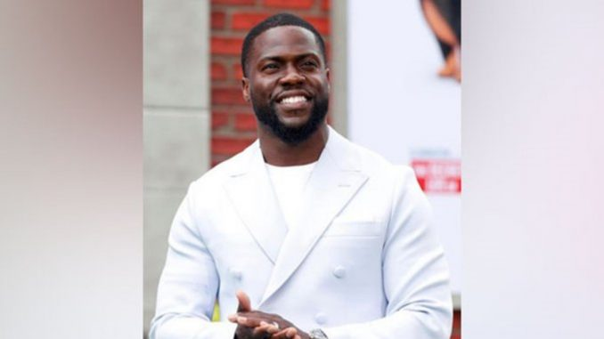 Kevin Hart's 'Fatherhood' heading to Netflix for June release