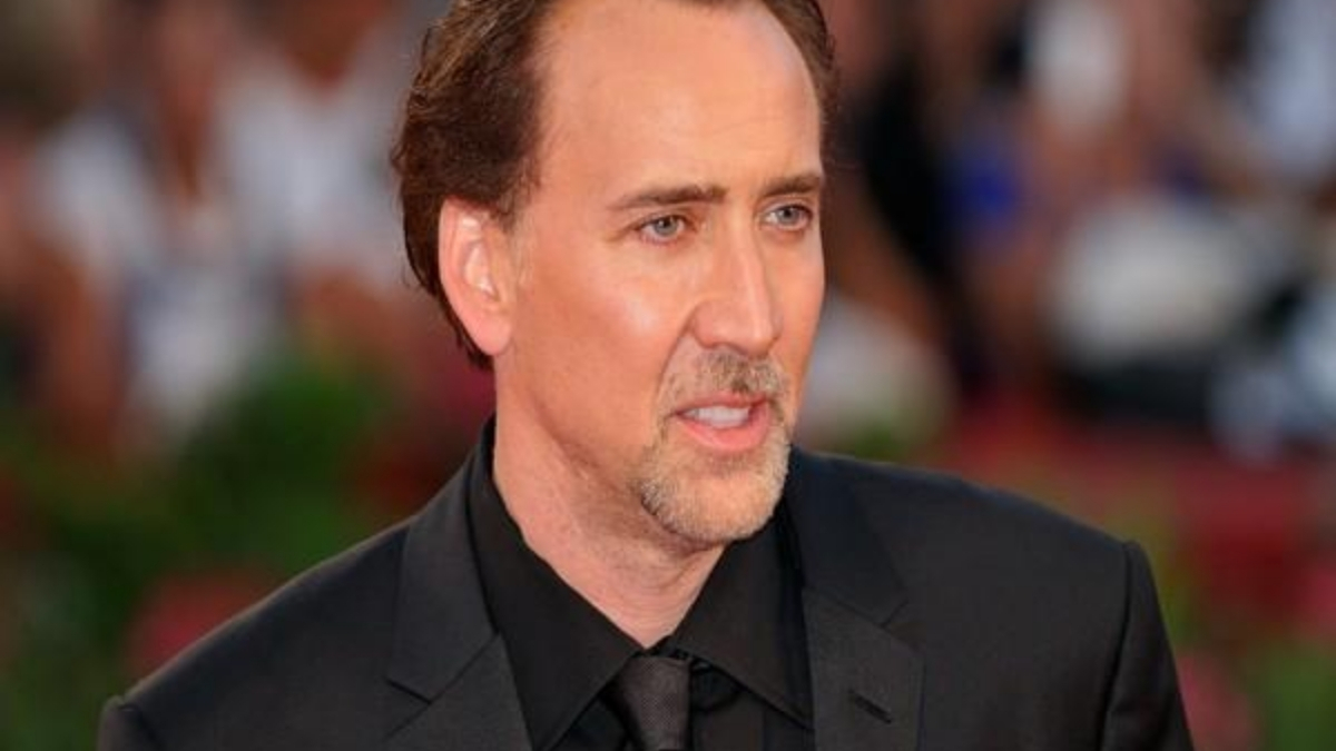 Nicolas Cage marries Riko Shibata in an intimate ceremony
