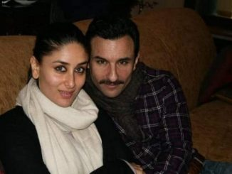 Kareena Kapoor shares the first picture with newborn son