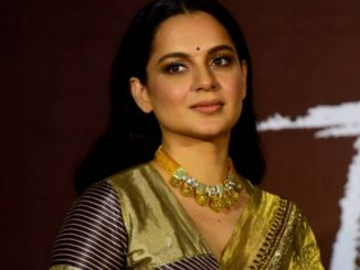 Kangana Ranaut meets Javadekar, discusses discrimination against outsiders in Bollywood