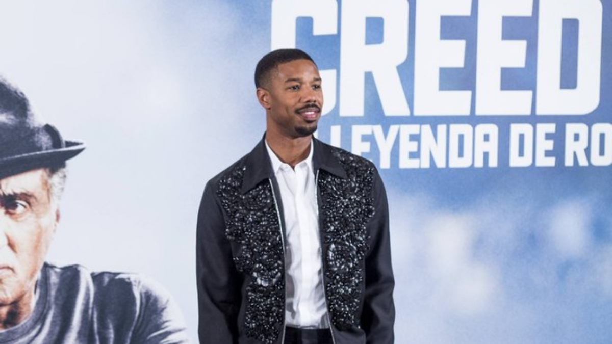 Michael B. Jordan to make directorial debut with 'Creed III'