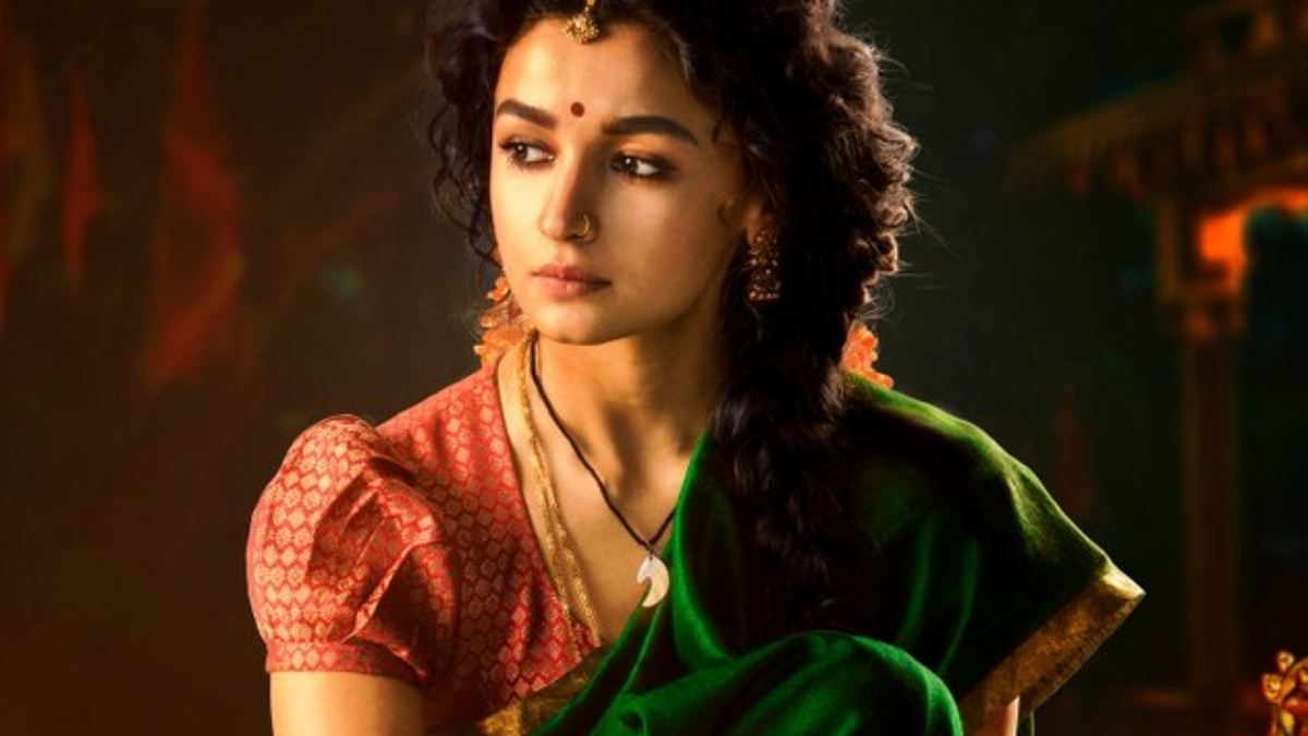 SS Rajamouli shares the first look of Alia Bhatt as 'Sita' from 'RRR'