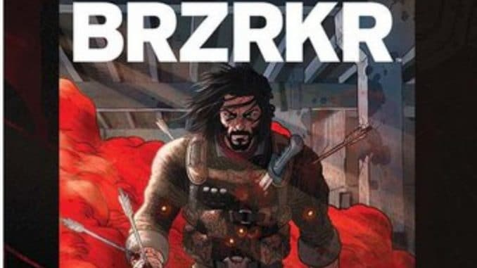 'Keanu Reeves' comic 'BRZRKR' to become movie, anime series for Netflix
