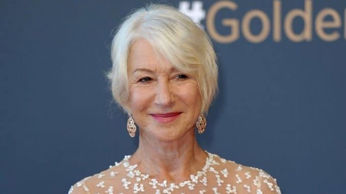 Helen Mirren to play the villain in 'Shazam: Fury Of The Gods'