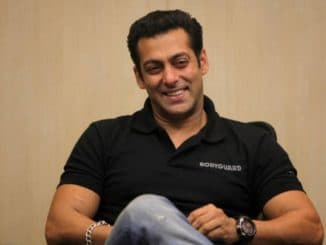 Salman Khan receives COVID-19 vaccine shot in Mumbai